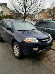 2003 Acura MDX Leather, Wooden SUV, Crossover