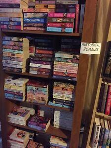 HISTORICAL ROMANCE books for sale....
