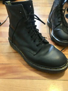 Doc Marten boots. 9 mens or 10.5 womens