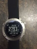 Brand New Suunto Core Brushed Steel - Sapphire