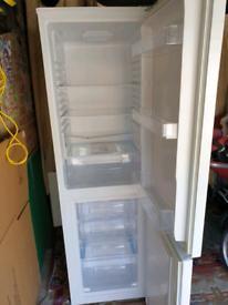 Like new Logik frost free fridge freezer, super clean. Delivery possib
