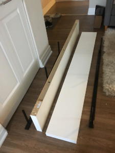 Two Barely Used Shelves