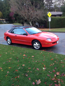 1997 Pontiac Sunfire SE Other
