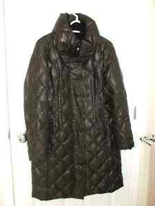 Manteau d'hiver long et chaud, duvet et plume, prix négociable