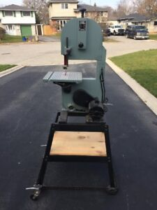 Delta Band Saw 12 inch - with Rolling Stand