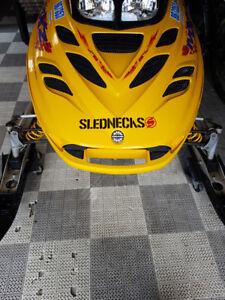 2000 MXZ Ski-doo