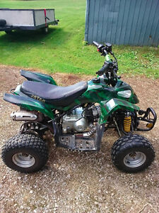 looking to sell my atv, dont really use it anymore