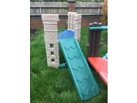 Free to collect kids climbing frame