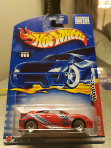 Hot wheels Toyota Celica red