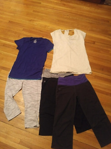 Sizd small active wear