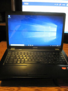 HP Laptop Windows 10/Office/4gb Ram/250gb Hdd