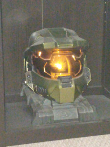 Selling halo helmet fromt the legendary edition