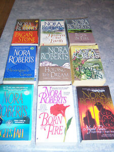 ANN RULE PAPERBACKS-PLUS NORA ROBERTS Kingston Kingston Area image 7