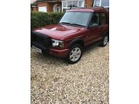Landrover discovery td5 cat c damage recorded 2007