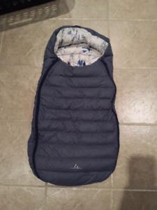 Sleeping bag/sac de couchage pour bébé