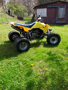 2007 ltr 450 TRADE ONLY
