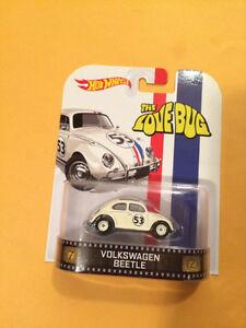 Hot whells Herbie the Love Bug