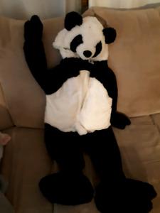 24M Panda Costume