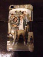 3 Cover 1D pour ipod touch 4