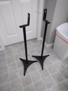 Satellite Speaker Stands, Pair