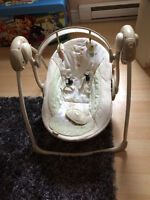 Baloiçoire pour bébé