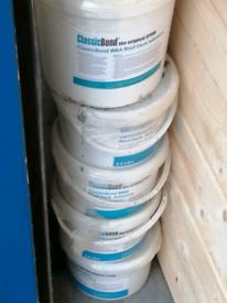 Roof adhesive WBA