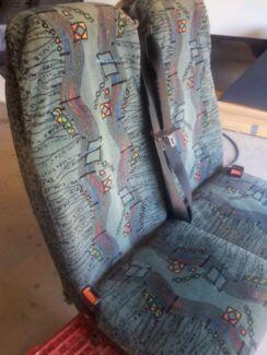 Coach / bus seats  Eumundi Noosa Area Preview