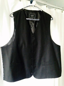 Vests - Black, Grey