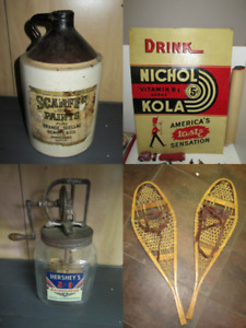 Online Auction of Antiques & Collectibles to include Nostaglia