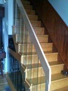 Rampe/Garde d'escaliers