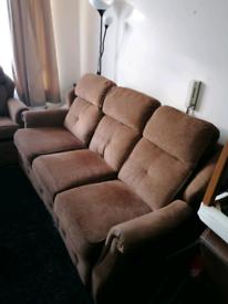 Sofas for free.