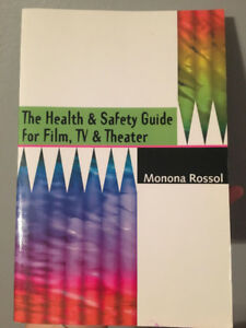 The Health & Safety Guide for Film, TV & Theatre