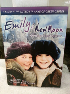 MOVIES EMILY OF NEW MOON DVD'S