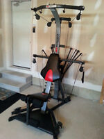 Fitness equipment assembly / dismantling