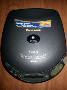 Panasonic Discman (MAKE AN OFFER AND TAKE IT.