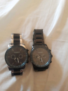2 Italy akribos xx1v Swiss  watches
