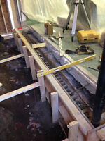 D.I.S. Inc. - Concrete Foundations