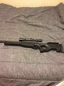 Well L96 With Bi-Pod and scope + accessories London Ontario image 2