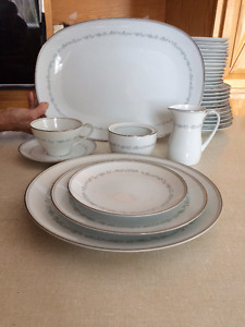 Set complet Vaisselle Antique 1954 - Noritake China