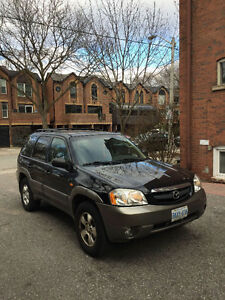 2003 Mazda Tribute LX SUV, Crossover