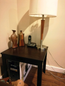 Set of Table/side lamps.