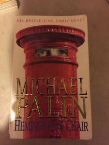 MICHAEL PALIN ~2 books  available