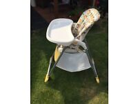 Joie High-Chair