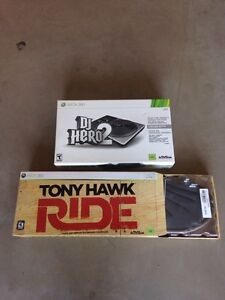 Brand new Xbox 360 accessories never used