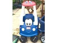 Little Tikes Cosy Coupe Car and truck