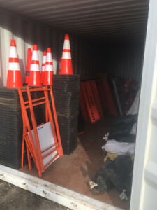 For Sale: Traffic Control Business