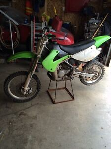 Looking for blown kx 85.