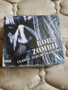 ROB ZOMBIE CD SET