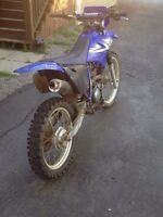 2006 Yamaha ttr 230 , has papers