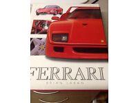 Ferrari Brian Laban Hard Back Book
